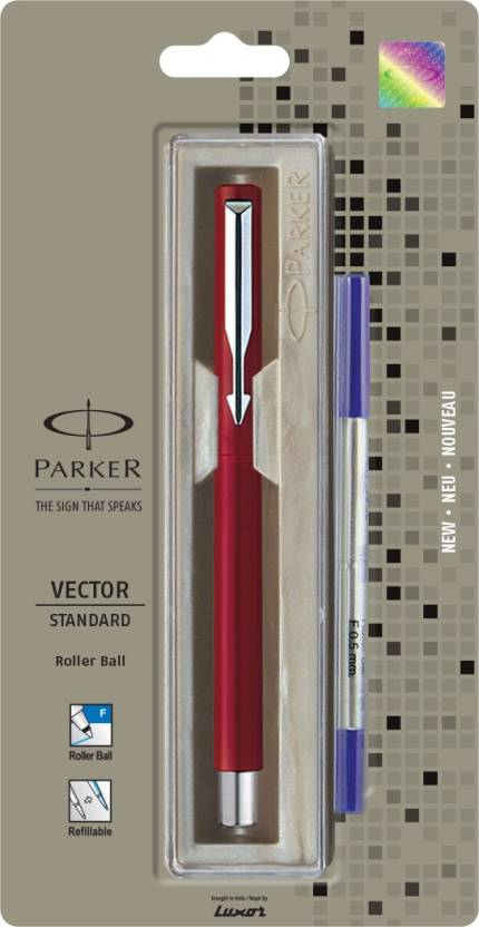Parker Vector Standard CT Roller Ball Pen