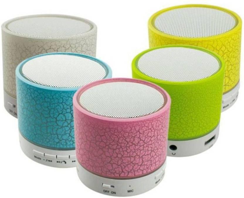 Mezire S10 N 41 3 W Portable Bluetooth Speaker