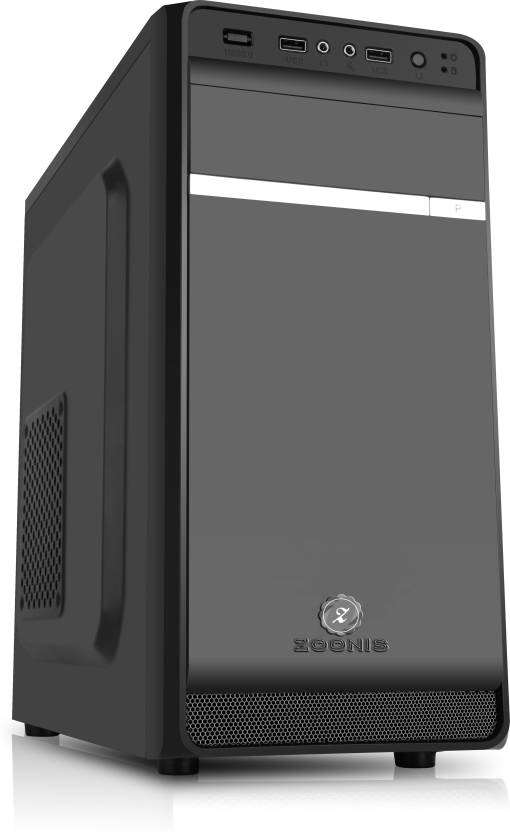 Zebronics ASSEMBLED I5/8GB/1TB/WIFI/2GB GRAPHIC Ultra Tower with Intel® Core™ i5-650 8 RAM 1 Hard Disk