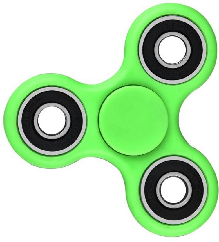 ShoppingKiSite Anxiety Stress Relief Fidget Spinner: Calming Toy for Focus,  Relaxation, Distraction & Improved Mood - Aids Depression, Worry & Fear -