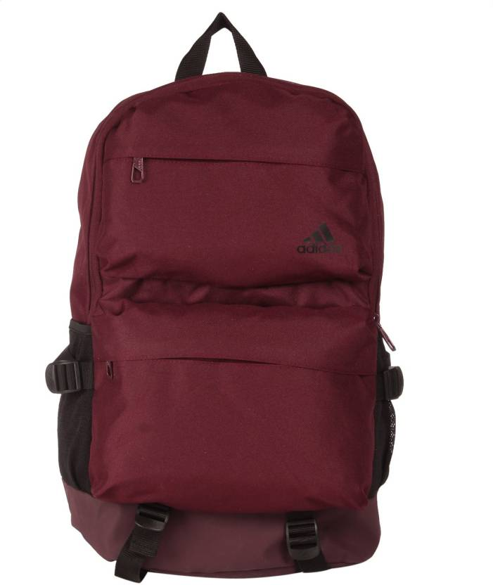 4a42618514af ADIDAS Climacool AS3S 22 L Laptop Backpack Wine - Price in India ...