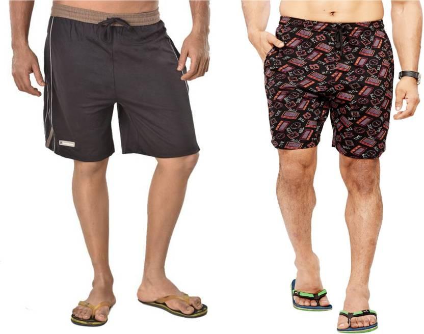 24fcf6332e Bumchums Solid Men Multicolor Beach Shorts - Buy Bumchums Solid Men  Multicolor Beach Shorts Online at Best Prices in India | Flipkart.com