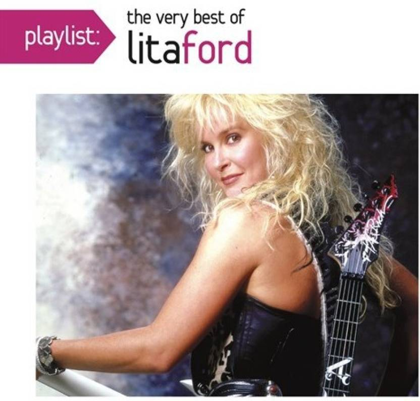 The Very Best Of Lita Ford - Import Audio CD Standard Edition