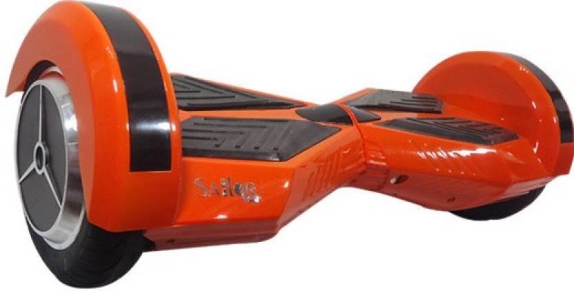 Sailor Turbo Orange Electric Scooter