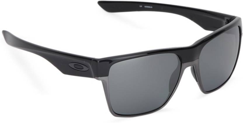 c8757d59d1 Buy Oakley TWOFACE XL Retro Square Sunglass For Men Online   Best Prices in  India