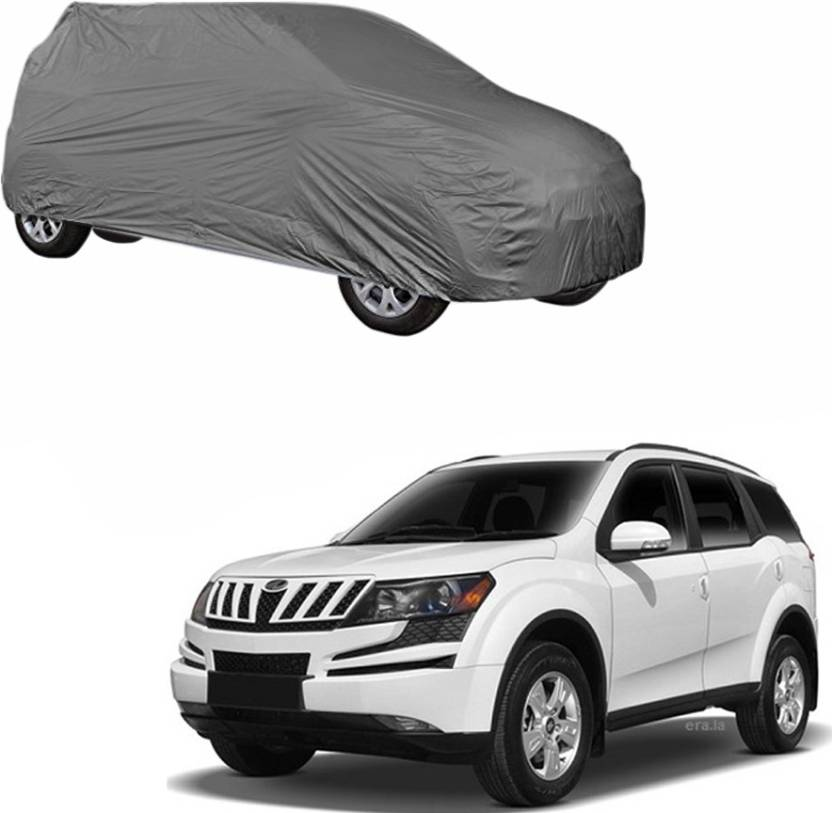 Autokraftz Car Cover For Mahindra Xuv 500 Without Mirror Pockets