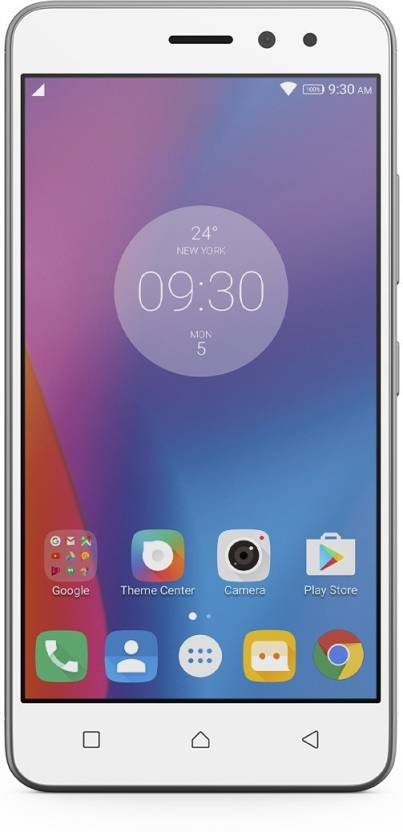 Lenovo K6 Power (Silver, 32 GB) (4 GB RAM)