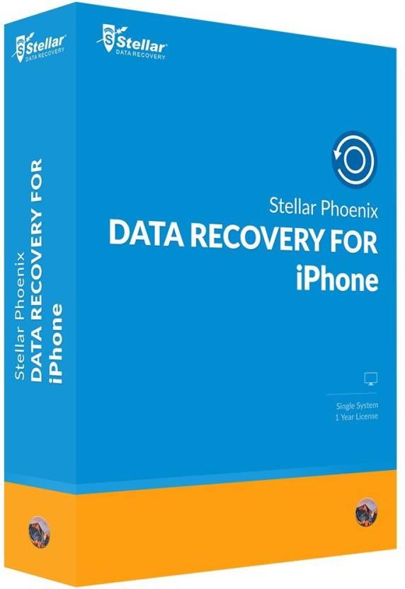 Stellar Phoenix Data Recovery iPhone (Mac)