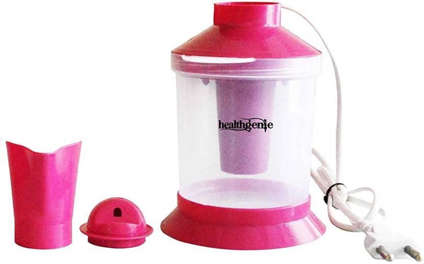 Healthgenie 2 In 1 Steam Regular Vaporizer