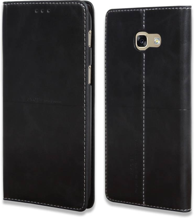 brand new 117d8 fdfc2 Jkobi Flip Cover for Samsung Galaxy A5 2017 - Jkobi : Flipkart.com