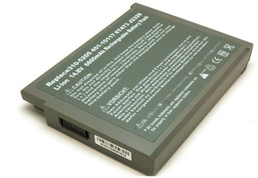 Compatible Laptop Battery For Dell Inspiron 1100 1150 5100 5150 5160