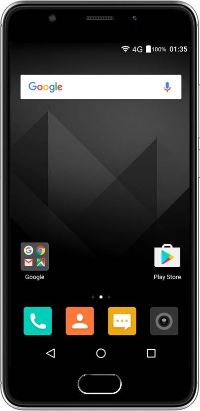 Yu Yureka Black (Chrome Black, 32 GB)  (4 GB RAM)