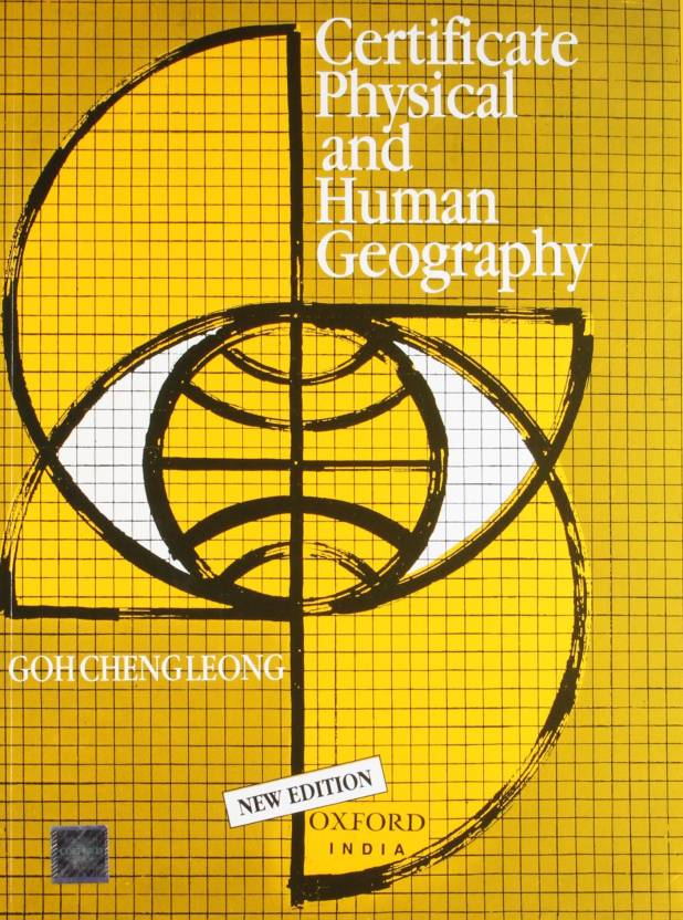 Certificate Physical and Human Geography New  Edition