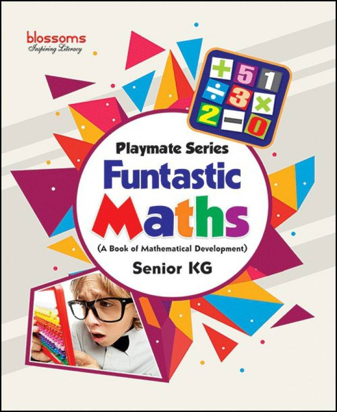 Funtastic Maths - Senior KG: Buy Funtastic Maths - Senior KG by