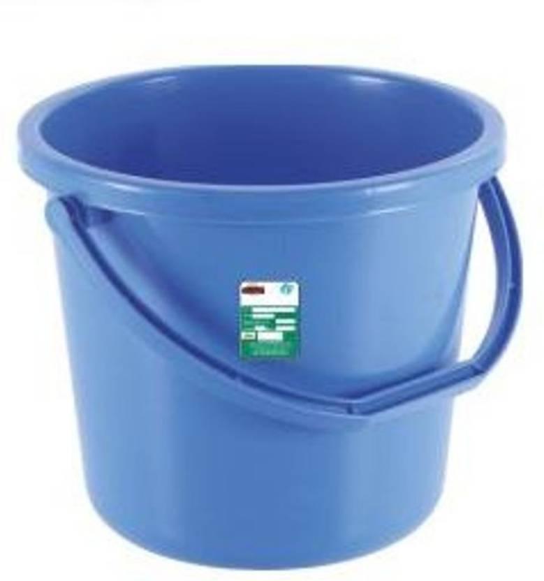 Milton Classic 18 L Plastic Bucket Price In India Buy