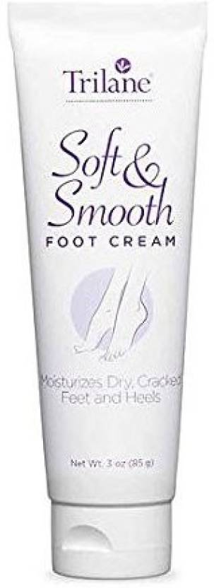 Healthy Directions Dr. Tabor's Trilane Soft & Smooth Foot Cream, 1 Tube Softens And Soothes Dry Feet And Cracked Heels
