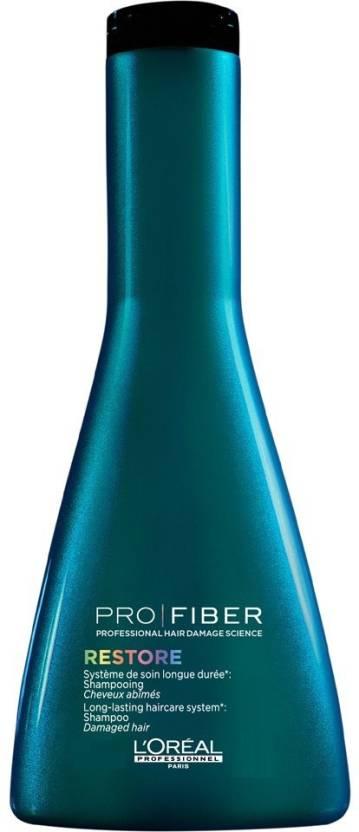 09f1cfeda L Oreal Professionnel Pro Fiber Restore Shampoo - Price in India ...