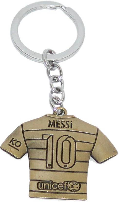 fbdc7fc0e21 Aura FC Barcelona Football Club FCB Messi Jersey Double Sided Key Chain  Price in India - Buy Aura FC Barcelona Football Club FCB Messi Jersey  Double Sided ...