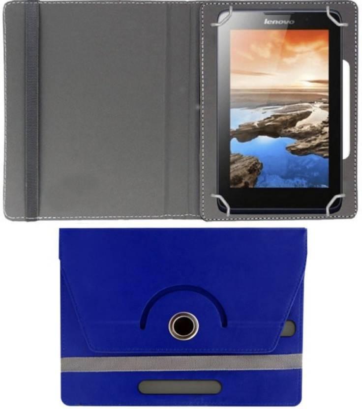 reputable site a595d 13908 Hello Zone Flip Cover for Lenovo A7-30 (A3300-HV) Tablet) - Hello ...