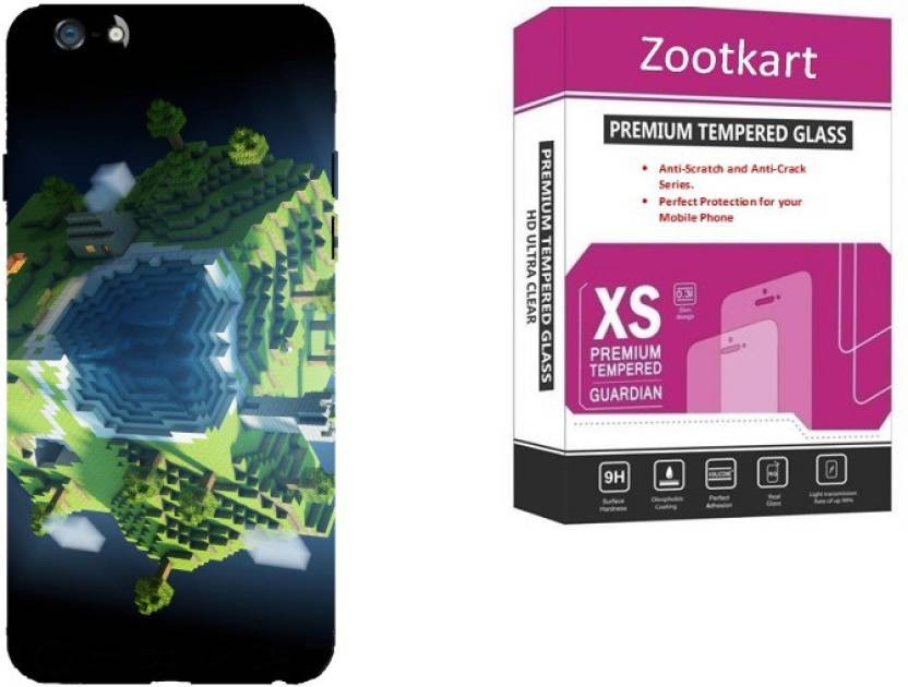 Zootkart Cover Accessory Combo for Apple iPhone 6 Plus