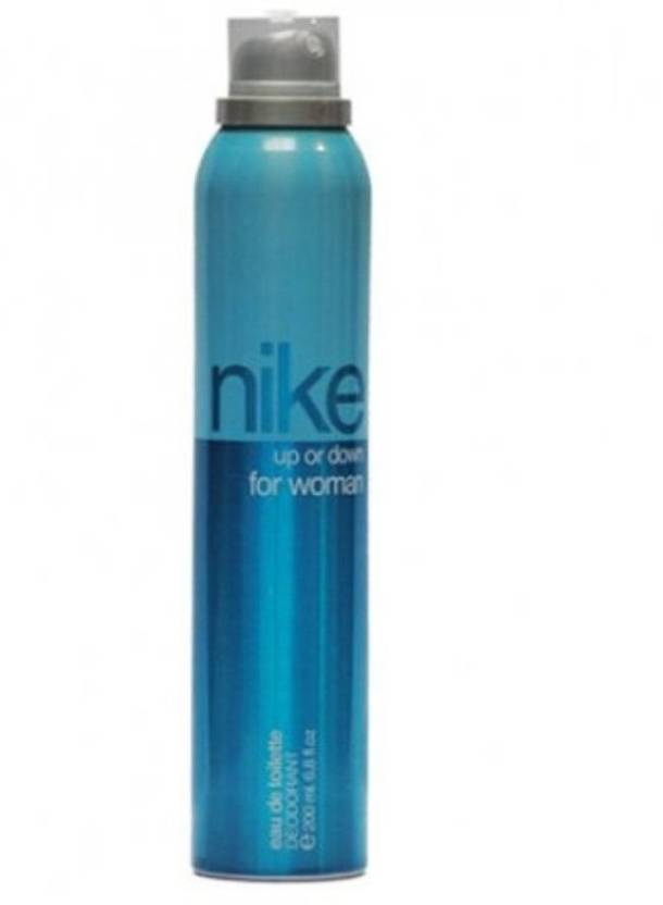 Nike Up Or Down Deodorant Spray  -  For Women