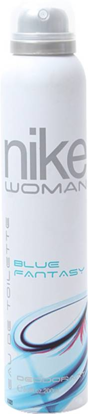 Nike Blue Fantasy Deodorant Spray  -  For Women