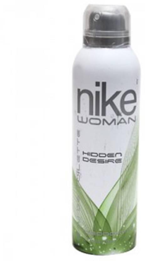 Nike Hidden Desire Eau De Toilette Deodorant Spray  -  For Women