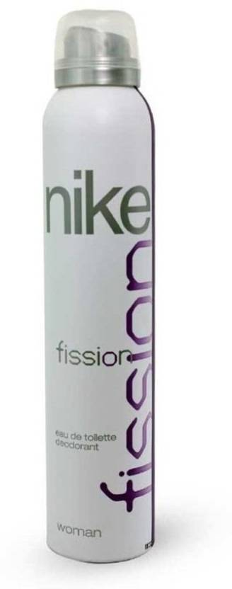 Nike Fission Deodorant Spray  -  For Women