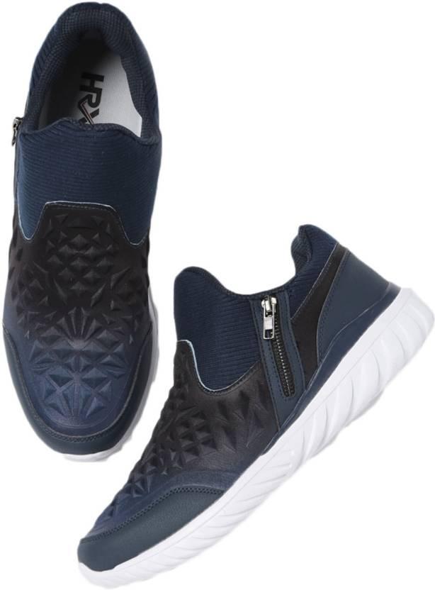 111aa9b5e HRX by Hrithik Roshan Slip On Sneakers For Men - Buy HRX by Hrithik ...