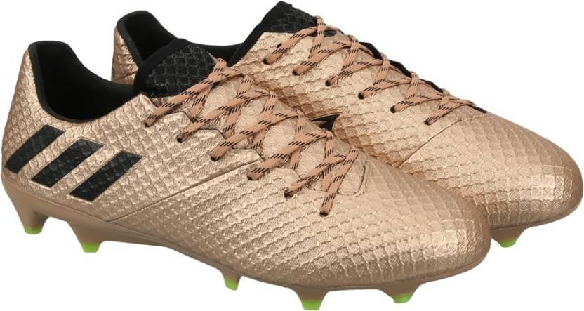 ADIDAS MESSI 16.1 FG Football Shoes For Men - Buy COPPMT CBLACK ... 949ae0d8e