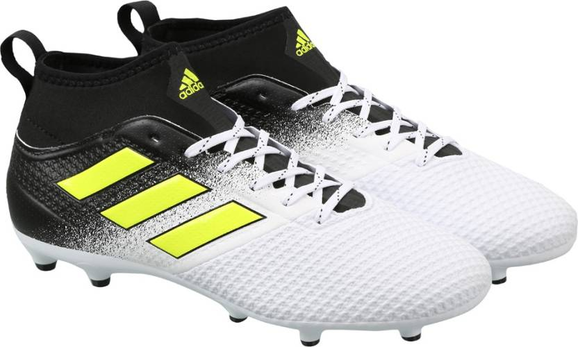 the best attitude fedbd 34c1d ADIDAS ACE 17.3 FG Football Shoes For Men (White)