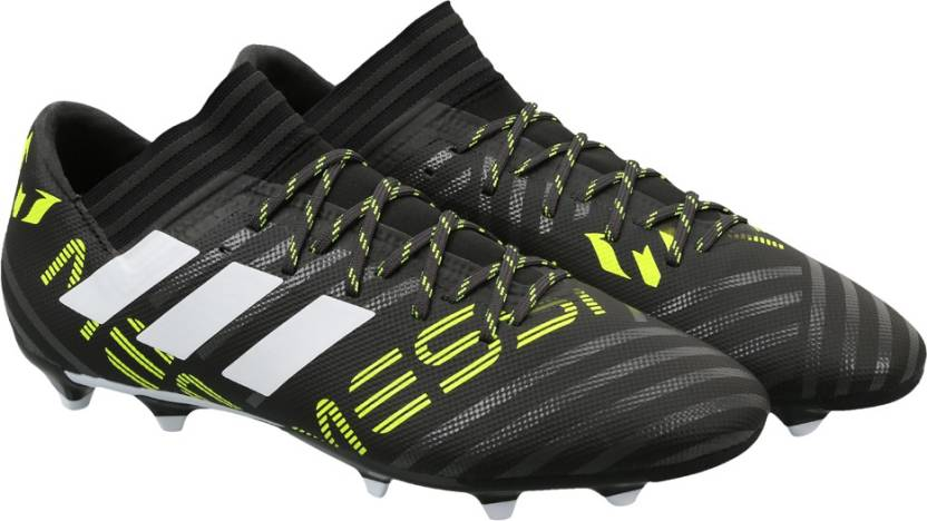 9017b8474e51 ADIDAS NEMEZIZ MESSI 17.3 FG Football Shoes For Men - Buy CBLACK ...