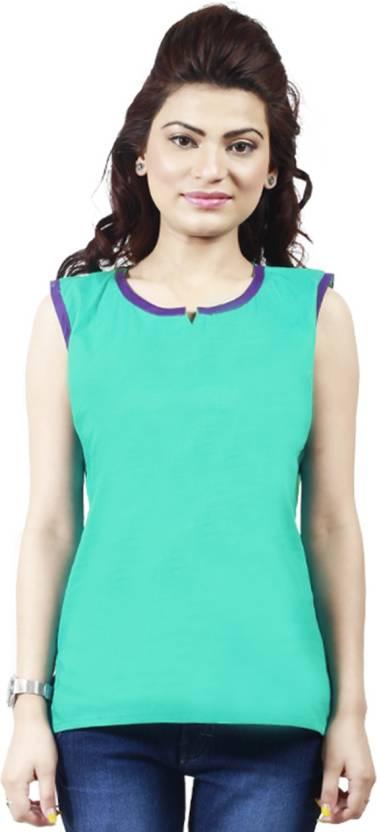 Netra Fashion Casual Solid Women's Kurti