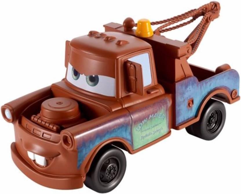 1092634395 Disney Pixar Cars 3 8.5-inch Mater Vehicle - 3 8.5-inch Mater ...