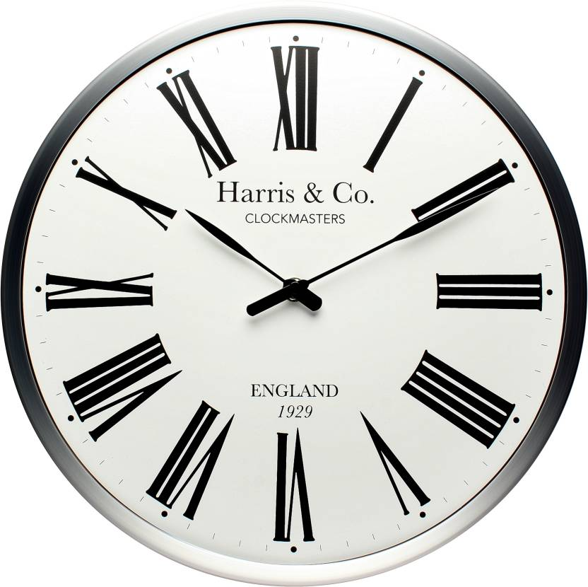 Harris Co Clockmasters Og Wall Clock