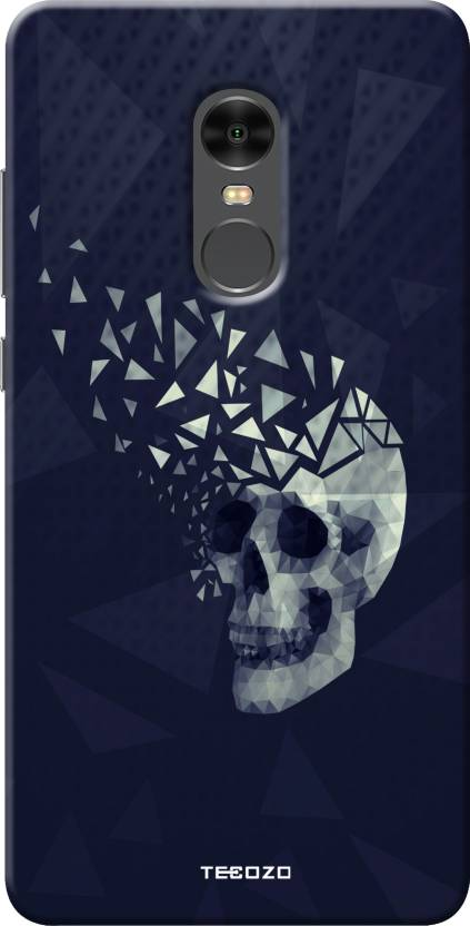 new product 63aa4 2d7d8 Tecozo Back Cover for Xiaomi Redmi Note 4 - 3D Designer Printed Back ...