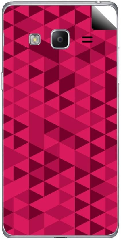 Skintice 80555 Samsung Z3 Mobile Skin Multicolor