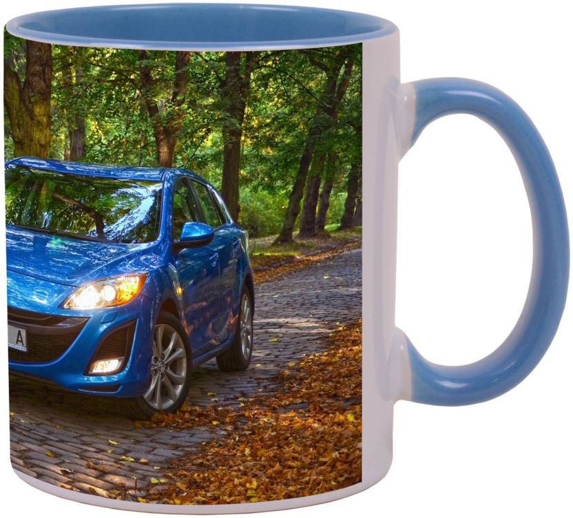 Arkist Mazda 3 Kmb Kirei Autumn Time 2012 Ii Ceramic Mug Price In