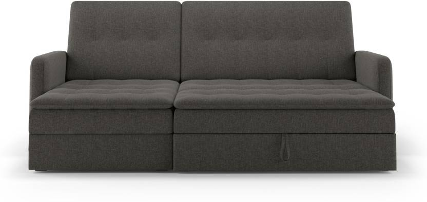 Fantastic Urban Ladder Peckham Sectional Sofa Cum Bed With Ottoman Gmtry Best Dining Table And Chair Ideas Images Gmtryco