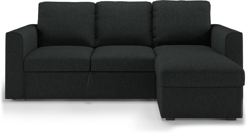 Urban Ladder Kowloon Sectional Sofa Cum Bed With Storage Double