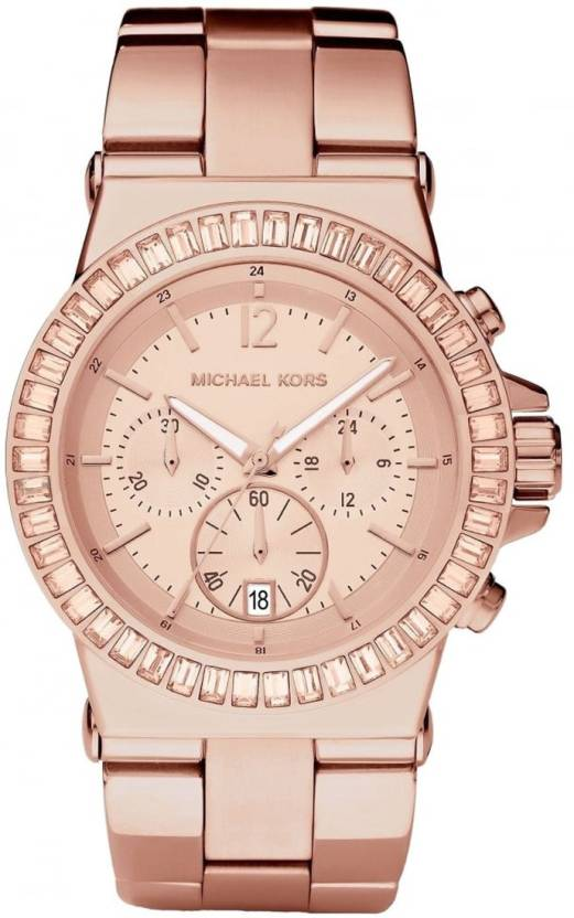 fb66e989c1ab Michael Kors MK5412 DYLAN Watch - For Women - Buy Michael Kors MK5412 DYLAN  Watch - For Women MK5412 Online at Best Prices in India