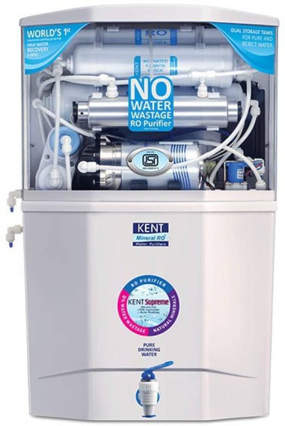 Kent Supreme 18 L RO + UV +UF Water Purifier