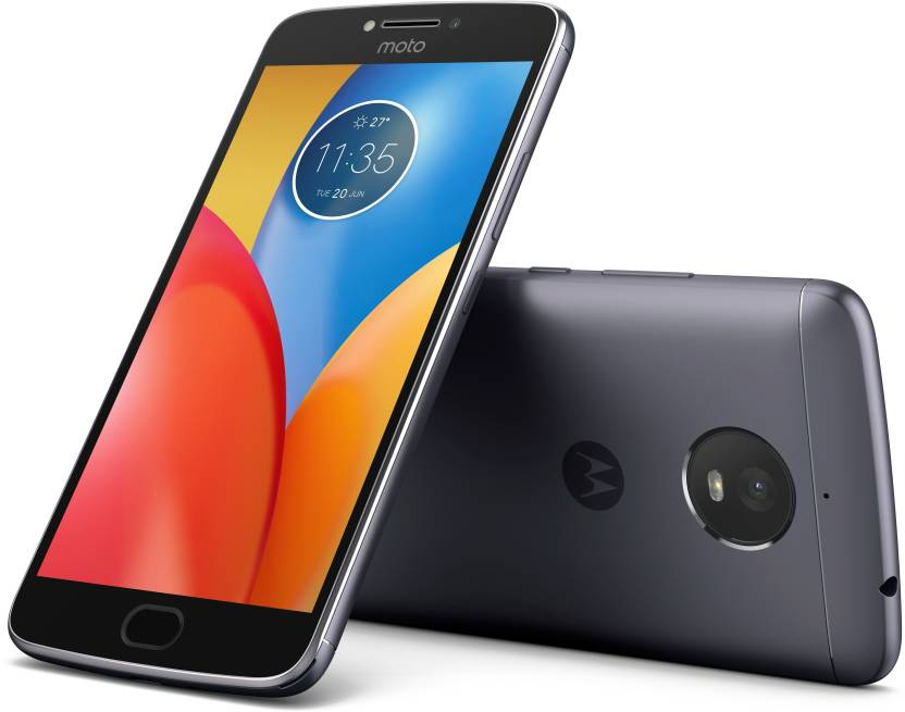 Moto E4 Plus (Iron Gray, 32 GB)
