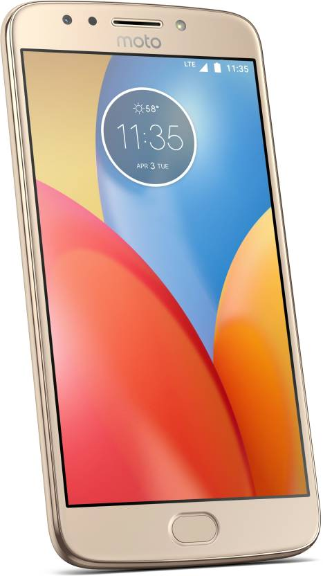 Moto E4 Plus (Fine Gold, 32 GB)