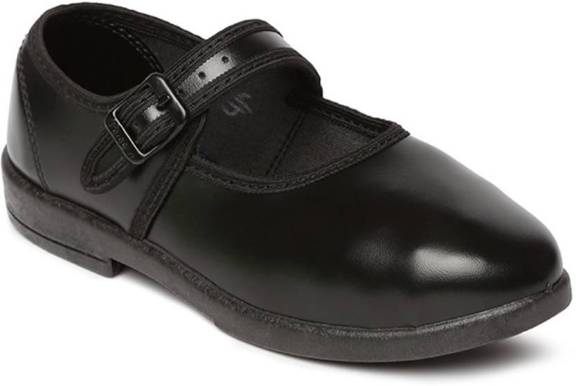 Paragon Paragon Women Black School Shoes Monk Strap For Women - Buy ... da8b2c7384