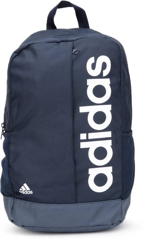 ADIDAS LIN PER BP 2.5 L Backpack Navy - Price in India  8440a6b7b4c26