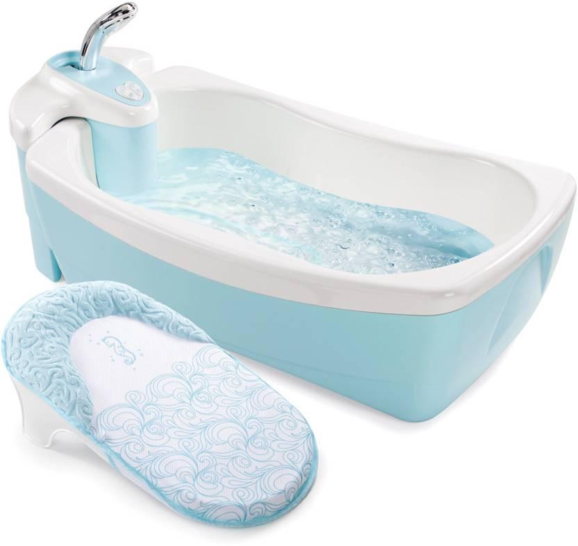 Summer Infants Lil Luxurise Whirlpool, Bubbling Spa & Showers (2L ...