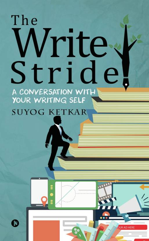 The Write Stride : A Conversation with Your Writing Self: Buy The