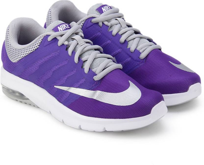 new style b424f c4b33 Nike WMNS AIR MAX ERA Running Shoes For Women (Purple, Grey)