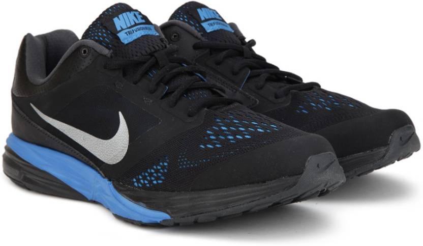 bba54392cf7 Nike TRI FUSION RUN MSL Running Shoes For Men - Buy Black Color Nike ...